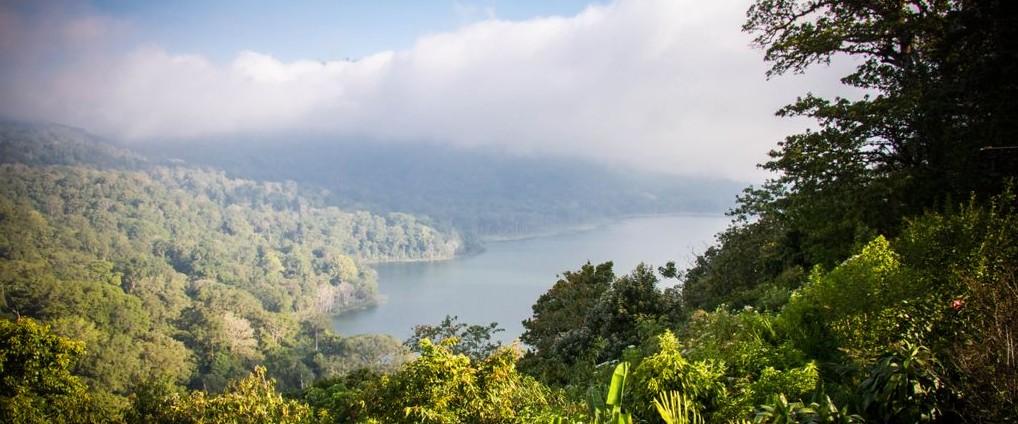 Bali Lake View